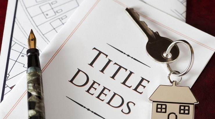title-deed